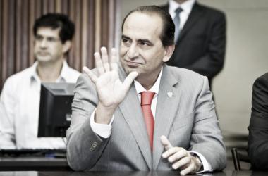 Kalil manifesta apoio à construção de estádio do Atlético-MG, mas nega presença em votação