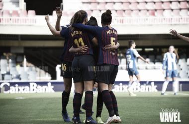 El Barça suma su tercera victoria consecutiva ante el Sevilla