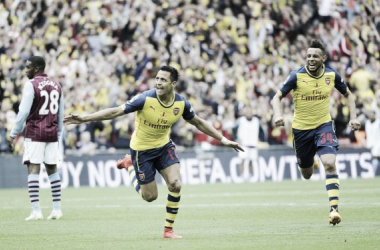Top Five: Arsenal games of 2014/2015