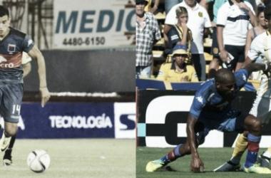 Paulo Lima y Alexis Castro los salvavidas de un Tigre sin rumbo