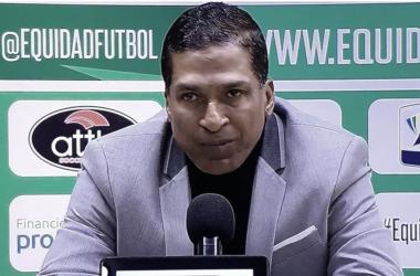 """Alexis García: """"Esta derrota nos deja una gran enseñanza"""""""