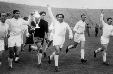 Real Madrid y la Copa de Europa: las finales en blanco y negro