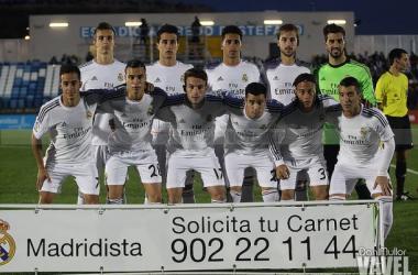 Real Madrid Castilla - Las Palmas: ganar o condenarse al infieno