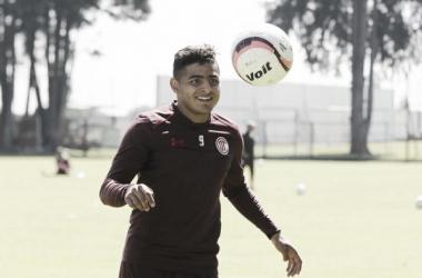 Vega ha tenido continuidad en la recta final del torneo | Foto: Deportivo Toluca
