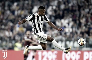 "Juventus, Alex Sandro allontana la cessione: ""Voglio continuare a vincere qui"" | www.juventus.com"