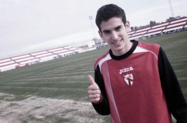 Jesús Alfaro, nuevo jugador del CD Alcoyano