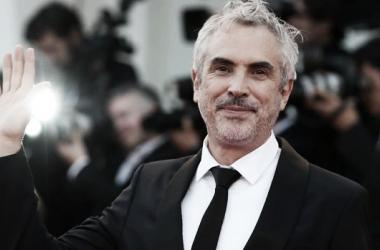 Alfonso Cuarón, director y guionista nominado por Roma. Foto: Reuters.