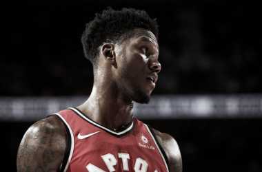 Los Raptors cortan a Mckinnie. | Foto: NBA.com/raptors