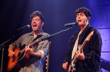 Alfred y Roi actuarán en Coca-Cola Music Experience/ Fuente: Instagram oficial de Alfred García (alfredgarcia)