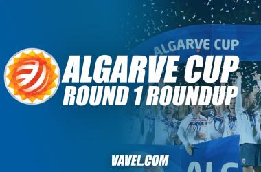 Algarve Cup 2020 round one recap