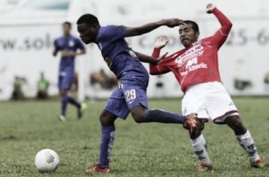Carlos Preciado sigue sin poder reencontrarse con el gol en Alianza (FOTO: depor.pe)