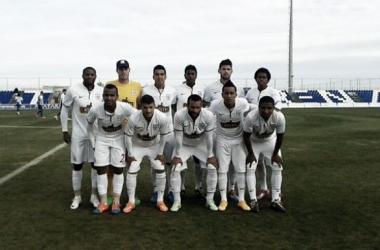 'Blanquiazules' perdieron ante el Atlético de Madrid B, el Alcalá y la UCAM. Foto: depor.pe