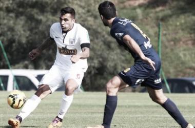 Alianza se prepara para enfrentar a Huracán de Argentina por la Copa Libertadores. Foto: Erick Nazario.