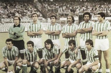Duelos históricos: Real Betis 4 - Las Palmas 1 en la temporada 1980/1981