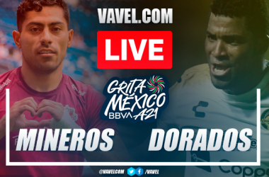 Goals and highlights: Mineros Zacatecas 1-4 Dorados Sinaloa in Liga Expansion MX 2021