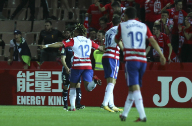 Granada CF – Cultural Leonesa: puntuaciones del Granada CF, jornada 36