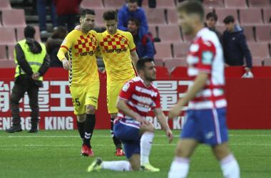 Imagen del partido de la pasada temporada. Foto: Antonio L Juárez