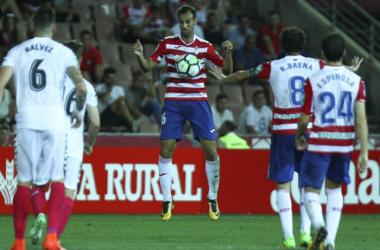 Imagen del duelo de la pasada temporada. Foto: Antonio L Juárez