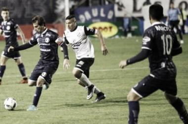 Fue empate en Mendoza.| Foto: Diario Uno.