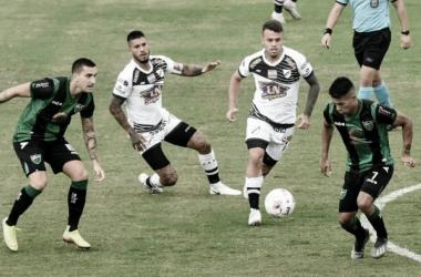 En la primera rueda fue triunfo para All Boys por 2-0 en el Hilario Sánchez.<div>Imagen: Prensa CASM</div>