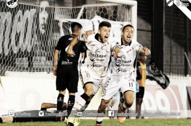 26/11/2017 All Boys 2-0 Guillermo Brown (FOTO: Prensa CAAB)