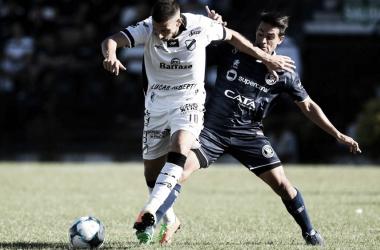 """01/04/2017 All Boys 2-2 Independiente Rivadavia en el """"Islas Malvinas"""""""