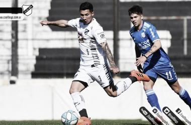 21/09/2019. Facundo Cardozo en la victoria de All Boys 2-1 Foto: CAAB