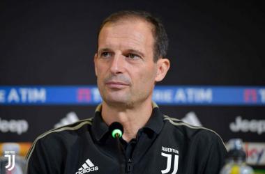 Juve - Roma, Allegri arbitro del destino di Di Francesco?
