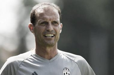 """Juventus, Allegri: """"Buon test, di mercato non parlo. Ci pensa la società"""""""