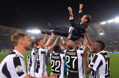 Fonte: Juventus official Twitter