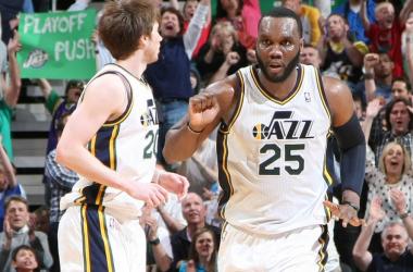 Em noite de Jefferson, Jazz vence Wolves e segue na briga pelos playoffs