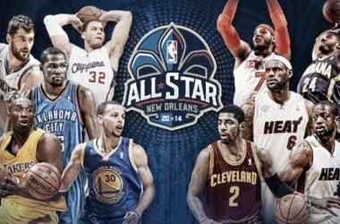 El cambio generacional llega al All-Star