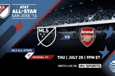Arsenal go to the US for a pre-season game for second time in three years (Source: arsenal.com)