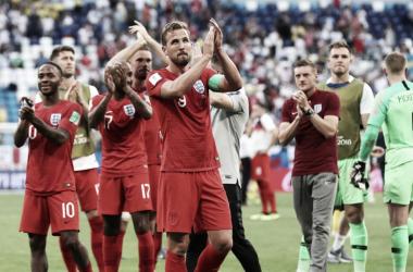 Inglaterra a semis por el segundo piso | Foto: FIFA.com