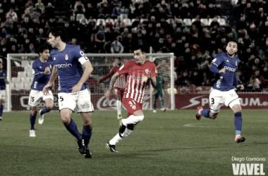 Resumen Almería 1-1 Real Oviedo en Segunda División 2017