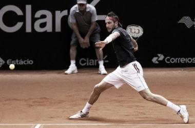 Internazionali di Roma: Luca Vanni esce al primo turno contro Almagro