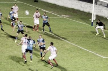 Último encuentro entre Almagro y Los Andes. Foto: Imagen Web.