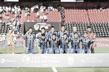 A pesar de no arrancar de la mejor manera la Primera Nacional, el Tricolor es una de las sorpresas de la Copa Argentina (Foto: Prensa Copa Argentina)