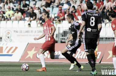 UD Almería, rival del Valladolid este domingo | Foto: David García VAVEL