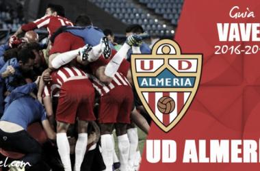 UD Almería 2016/2017: vuelta a las raíces