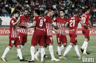 El Almería buscará cambiar la dinámica