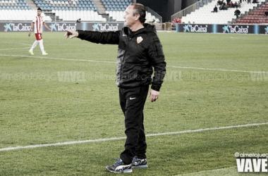 A Juan Ignacio Martínez se le resiste el Atlético