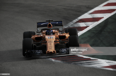 Fernando Alonso. Foto: Getty Images.