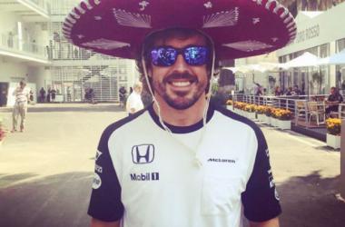 """Fernando Alonso: """"Nos sentimos optimistas y creemos que en 2016 seremos más competitivos"""""""