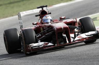"""Fernando Alonso: """"Las sensaciones son como las de todos los viernes"""""""