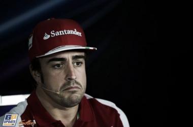 """Fernando Alonso: """"Ahora estamos luchando por otros objetivos"""""""