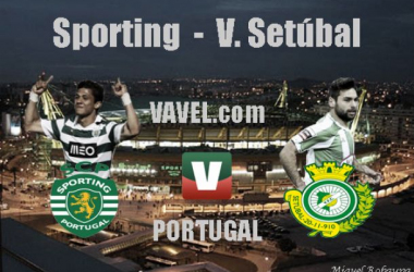 Sporting x Vitória Setúbal, directo
