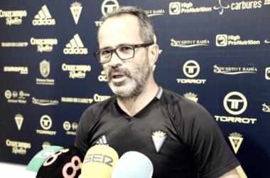 """Cervera: """"Para los equipos de Segunda, la Copa es un trofeo que te han puesto ahí en medio"""""""