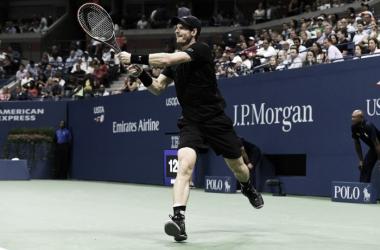 Andy Murray.Garrett Ellwood/USTA