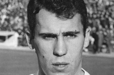 Amancio durante su etapa como jugador blanco. | Foto: Real Madrid